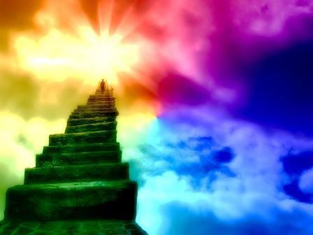stairs-rainbow