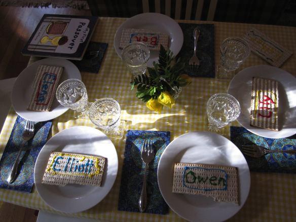 Passover Children