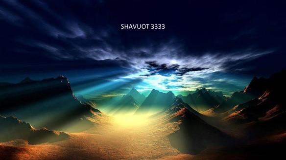 Shavuot 3333